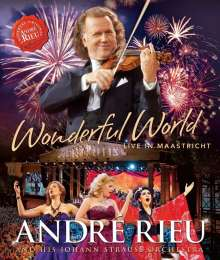 André Rieu: Wonderful World - Live In Maastricht, Blu-ray Disc
