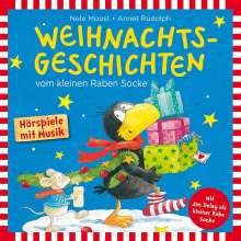 Weihnachtsgeschichten Vom Kleinen Raben Socke, CD