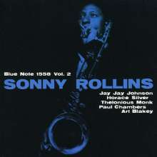 Sonny Rollins (geb. 1930): Vol. 2 (remastered) (180g) (Limited Edition), LP