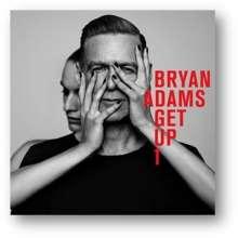 Bryan Adams: Get Up, CD