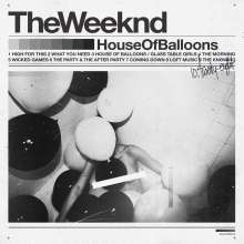 The Weeknd: House Of Balloons (Explicit), CD