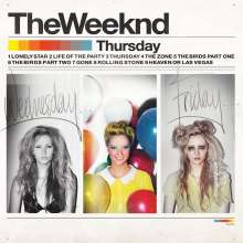 The Weeknd: Thursday, CD