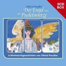 Der Engel Mit Der Pudelmütze, 3 CDs