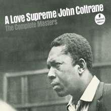 John Coltrane (1926-1967): A Love Supreme: The Complete Masters, 2 CDs
