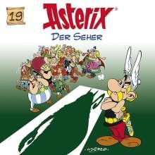 Asterix 19: Der Seher, CD