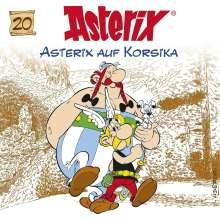 Asterix 20: Asterix auf Korsika, CD
