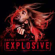 David Garrett: Explosive, CD