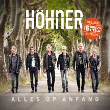 Höhner: Alles op Anfang (Deluxe Edition), CD