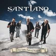 Santiano: Von Liebe, Tod und Freiheit, CD