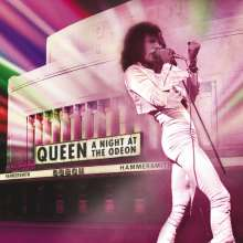 Queen: A Night At The Odeon – Hammersmith 1975, CD