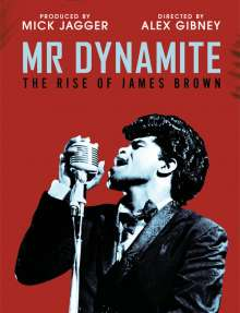 James Brown: Mr. Dynamite: The Rise of James Brown, Blu-ray Disc