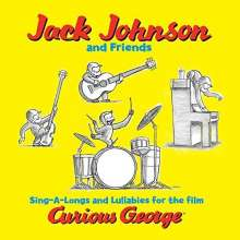 Jack Johnson: Filmmusik: Sing-A-Longs And Lullabies For The Film Curious George (180g), LP