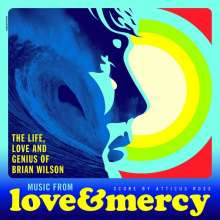 Filmmusik: Music From Love & Mercy (Limited-Edition) (Colored Vinyl), LP