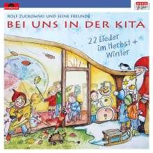 Bei uns in der Kita - 22 Lieder im Herbst & Winter, CD