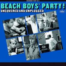 The Beach Boys: Beach Boys Party: Uncovered & Unplugged, LP