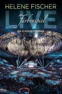 Helene Fischer: Farbenspiel Live - Die Stadion-Tournee, DVD