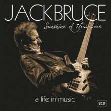 Jack Bruce: Sunshine Of Your Love: A Life In Music, 2 CDs