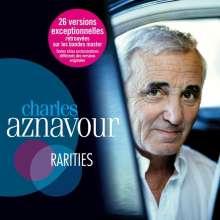 Charles Aznavour: Rarities, CD
