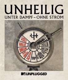 Unheilig: MTV Unplugged »Unter Dampf – Ohne Strom«, Blu-ray Disc