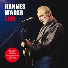 Hannes Wader: Live, 2 CDs