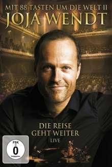 Joja Wendt (geb. 1964): Mit 88 Tasten um die Welt II: Live 2013, DVD