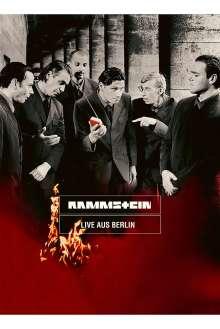 Rammstein: Live aus Berlin (unzensiert inkl. Bück dich), DVD