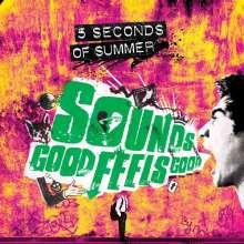 5 Seconds Of Summer: Sounds Good Feels Good, LP