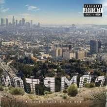Dr. Dre: Compton (Explicit), CD