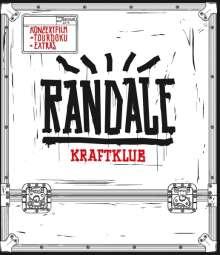 Kraftklub: Randale (Live), Blu-ray Disc