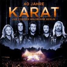 Karat: 40 Jahre - Live von der Waldbühne Berlin, 2 CDs