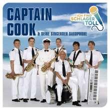 Captain Cook und seine singenden Saxophone: Ich find' Schlager toll (Das Beste), CD