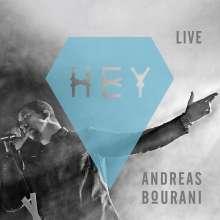 Andreas Bourani: Hey Live, 2 CDs