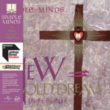 Simple Minds: New Gold Dream (81-82-83-84) (180g) (Half-Speed Mastering), LP