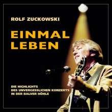 Rolf Zuckowski: Einmal leben: Live 2002, CD