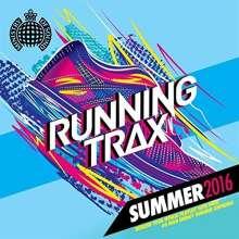 Running Trax Summer 2016, 3 CDs