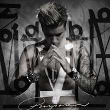 Justin Bieber: Purpose + 5 Bonustracks (Deluxe Edition), CD