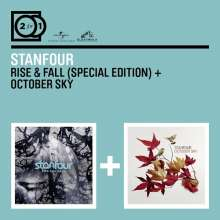 Stanfour: Rise & Fall (Special Edition) / October Sky, 2 CDs