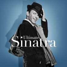 Frank Sinatra (1915-1998): Ultimate Sinatra (180g) (Limited Deluxe Edition) (Blue Vinyl), 2 LPs