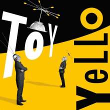 Yello: Toy (Limited Deluxe Edition), CD