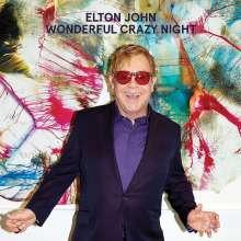 Elton John (geb. 1947): Wonderful Crazy Night (180g), LP