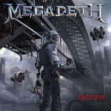 Megadeth: Dystopia, CD