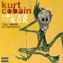 Kurt Cobain: Montage Of Heck - The Home Recordings (Deluxe-Edition) (Explicit), CD
