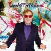 Elton John: Wonderful Crazy Night, CD