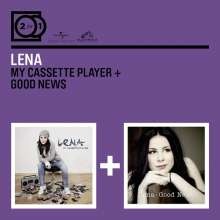 Lena: My Cassette Player / Good News, 2 CDs