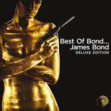 Filmmusik: Best Of Bond...James Bond (Deluxe Edition), 2 CDs
