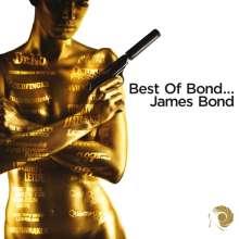 Filmmusik: Best of Bond...James Bond, CD