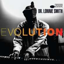 Dr. Lonnie Smith (Organ) (geb. 1942): Evolution, CD