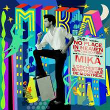 Mika: No Place In Heaven (Special Edition Repack), 2 CDs