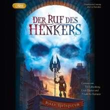 Björn Springorum-Der Ruf Des Henkers, 2 MP3-CDs