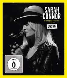 Sarah Connor: Muttersprache Live - Ganz nah, Blu-ray Disc